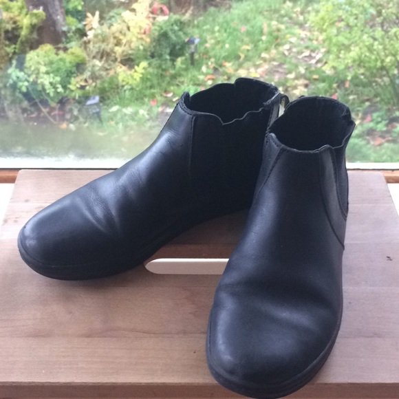 Dr Martens   Katya Black Boots Size 6